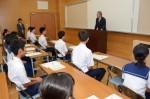 平成28年度体験入学<那珂川北中学校>【7】