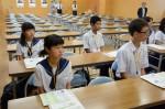 平成28年度体験入学<那珂川北中学校>【9】