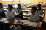 平成28年度体験入学<那珂川北中学校>【11】