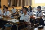 平成28年度体験入学<那珂川北中学校>【12】