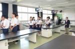 平成28年度体験入学<那珂川北中学校>【18】