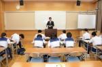 平成28年度体験入学<那珂川北中学校>【25】