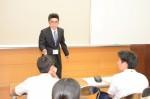 平成28年度体験入学<那珂川北中学校>【28】