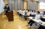 平成28年度体験入学<那珂川北中学校>【30】
