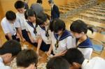 平成28年度体験入学<那珂川北中学校>【33】