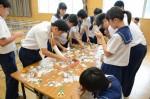 平成28年度体験入学<那珂川北中学校>【42】