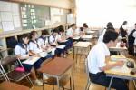 平成28年度体験入学<那珂川北中学校>【44】