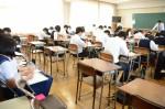 平成28年度体験入学<那珂川北中学校>【47】