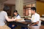 平成28年度体験入学<那珂川北中学校>【53】