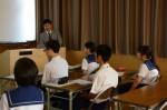 平成28年度体験入学<那珂川北中学校>【62】