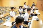 平成28年度体験入学<那珂川北中学校>【67】