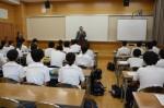 平成28年度体験入学<三国中学校>【3】