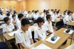 平成28年度体験入学<三国中学校>【7】