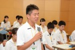 平成28年度体験入学<三国中学校>【8】