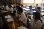 平成28年度体験入学<三国中学校>【14】