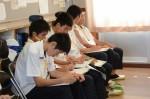 平成28年度体験入学<三国中学校>【26】