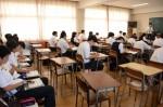 平成28年度体験入学<三国中学校>【28】