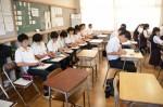 平成28年度体験入学<三国中学校>【29】