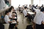 平成28年度体験入学<三国中学校>【31】