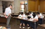 平成28年度体験入学<三国中学校>【35】