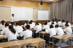 平成28年度体験入学<三国中学校>【40】