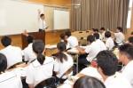 平成28年度体験入学<三国中学校>【42】