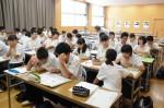 平成28年度体験入学<三国中学校>【46】