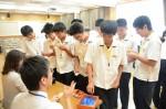 平成28年度体験入学<三国中学校>【58】