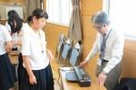平成28年度体験入学<三国中学校>【59】