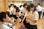 平成28年度体験入学<三国中学校>【60】