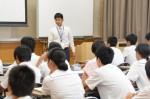 平成28年度体験入学<三国中学校>【62】