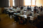 平成28年度体験入学<三国中学校>【64】
