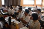 平成28年度体験入学<三国中学校>【66】
