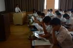 平成28年度体験入学<三国中学校>【70】