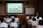 平成28年度体験入学<三国中学校>【73】