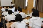 平成28年度体験入学<三国中学校>【74】