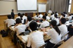 平成28年度体験入学<三国中学校>【75】