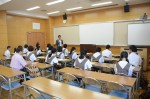 平成28年度体験入学<筑紫野中学校>【2】