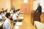 平成28年度体験入学<筑紫野中学校>【8】