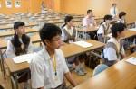 平成28年度体験入学<筑紫野中学校>【9】