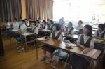 平成28年度体験入学<筑紫野中学校>【11】