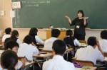 平成28年度体験入学<筑紫野中学校>【24】