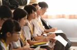 平成28年度体験入学<筑紫野中学校>【26】