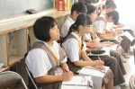 平成28年度体験入学<筑紫野中学校>【27】