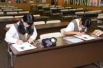 平成28年度体験入学<筑紫野中学校>【30】