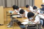 平成28年度体験入学<筑紫野中学校>【35】