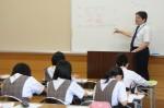 平成28年度体験入学<筑紫野中学校>【41】