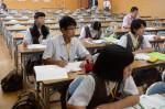 平成28年度体験入学<筑紫野中学校>【42】