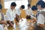 平成28年度体験入学<筑紫野中学校>【45】