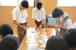 平成28年度体験入学<筑紫野中学校>【49】